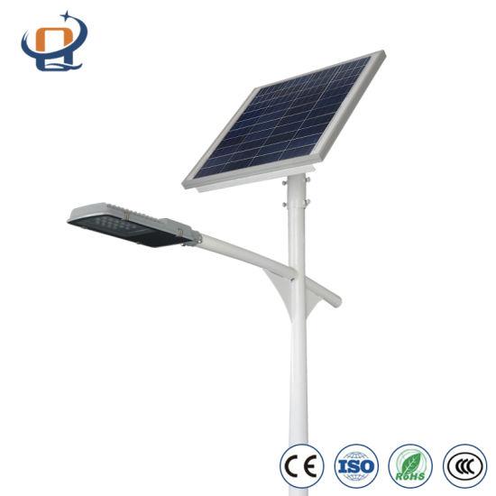 Ce RoHS IP 65 Outdoor LED Solar Power Street Light