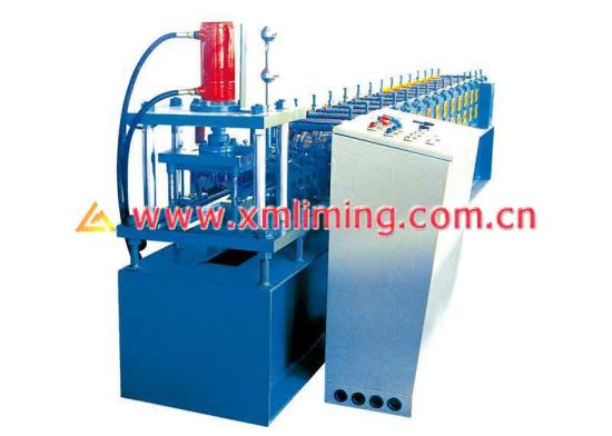 Liming Roll Forming Machine for Shutter Door, Small Size