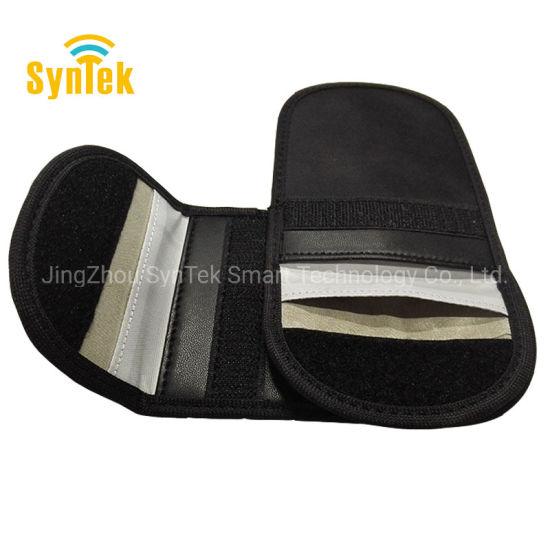 62e1c88867ea China Faraday Bag Key Fob Protector Case Sleeve, RFID Blocking Cell ...
