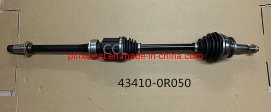 Ccl Axle Shaft Drive Shaft for Toyota Drive Shaft for RAV4 2.0 Mt Aca33 20014