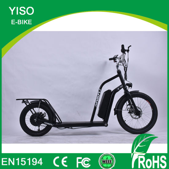 Hot New 250W Electric Bicycle MTB Zappy Electric E Bicycle Mini Mobility Scooter Guangzhou Factory pictures & photos