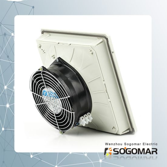 172X150X55mm Metal Axial Fan with Terminal Type 230V AC for Exhaust Cooling pictures & photos