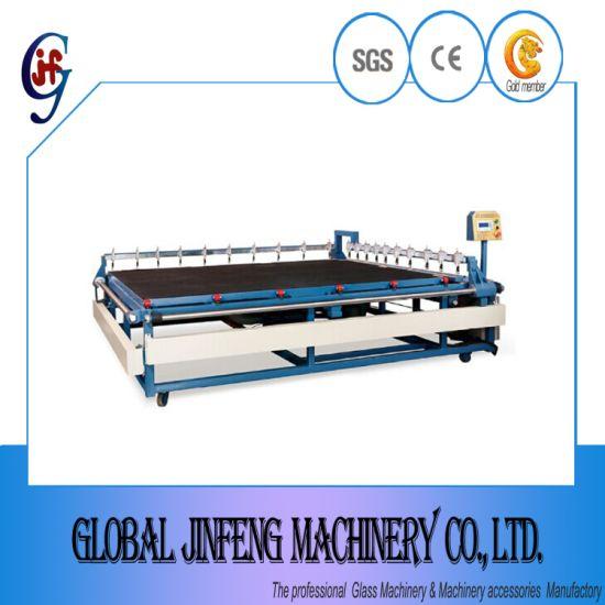 Semi-Automatic Glass Cutting Machine with Ce Certificate