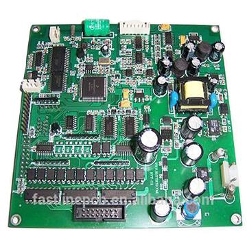 Consumer PCB Circuit Board PCB Fabrication and Assembly