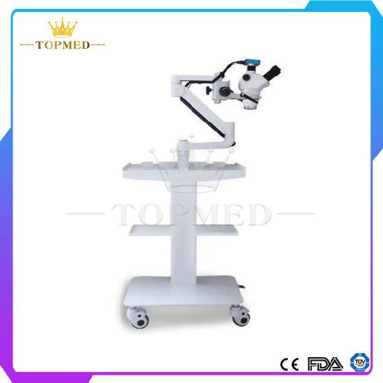 Dental Microscope Surgical Digital Medical Device Medical Dental Microscope with Video & Camera