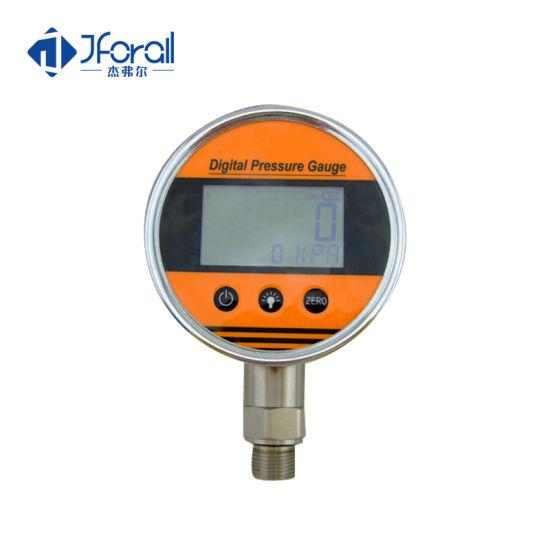 JFAK722 Low Cost Industrial Digital Water Pressure Gauge Meter