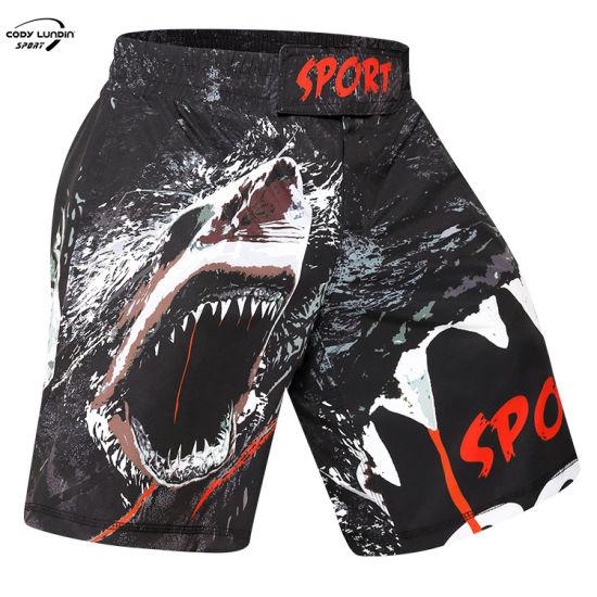 Cody Lundin Basketball Shorts MMA Shorts Sublimation Printing Mens MMA Shorts