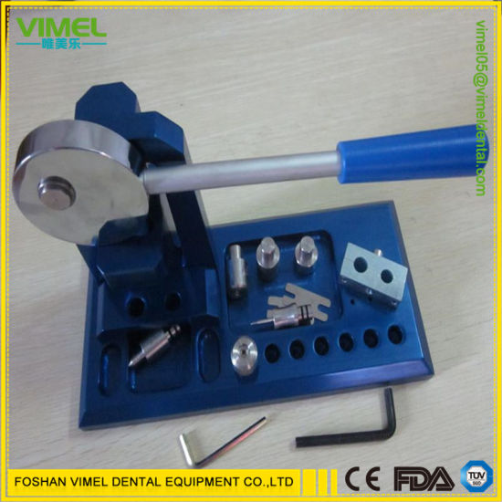 Dental Maintenace Tool Multifactional Cartridge Maintaining Machine pictures & photos