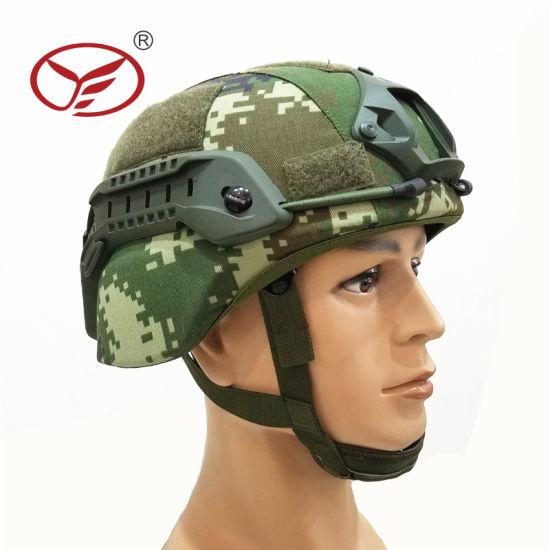 Nijiiia High Cut Mich Aramid Ballistic Helmets