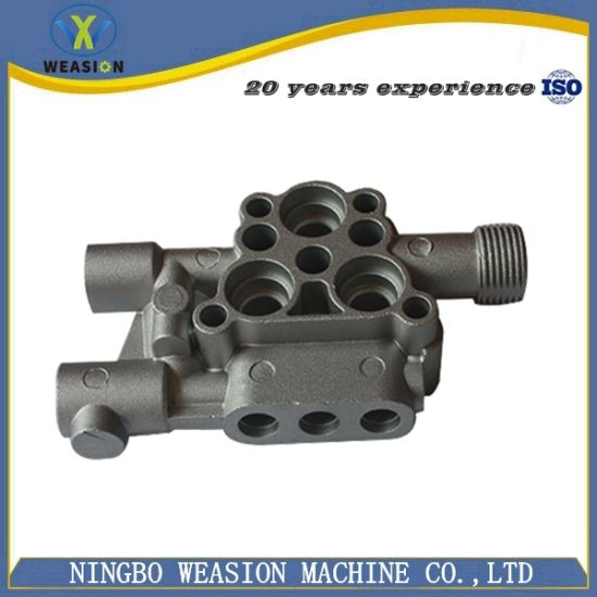 China Manufacturer Die Casting Part High Quality Aluminum Die Casting Components