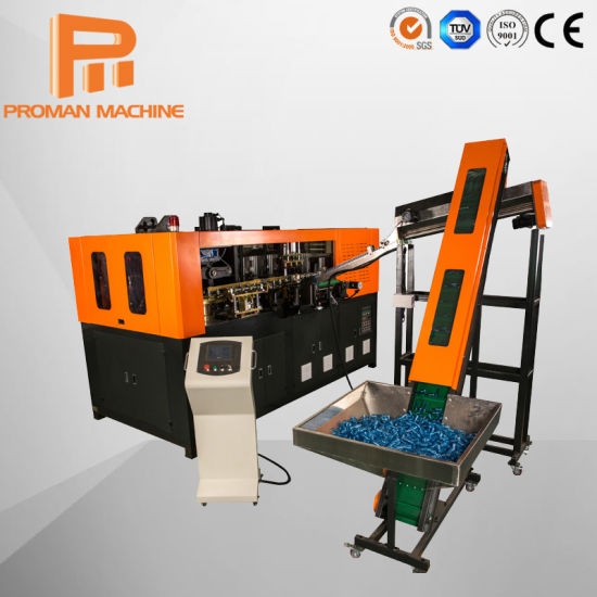 Full Automatic Electric Servo Small Pet Plastic Bottle Blow Moulding Mold Making Blowing Molding Machine