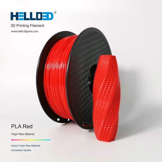 Hello3d Premium Quality 1.75mm Multi Color PLA ABS Filament for 3D Printer