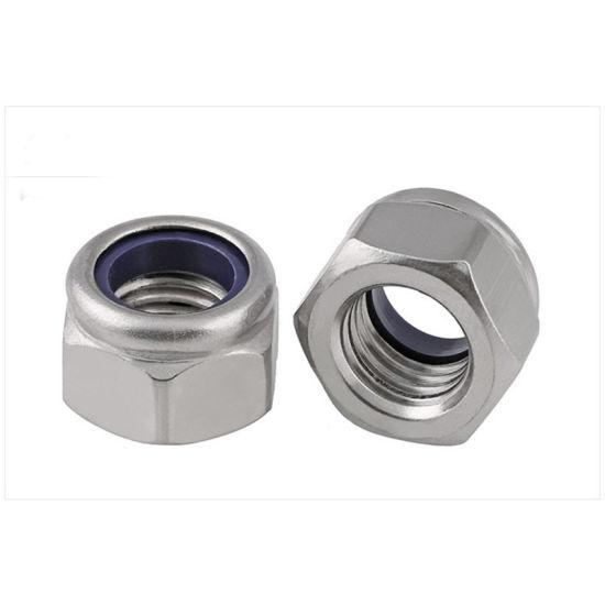 DIN985 Blue Nylon Lock Nut