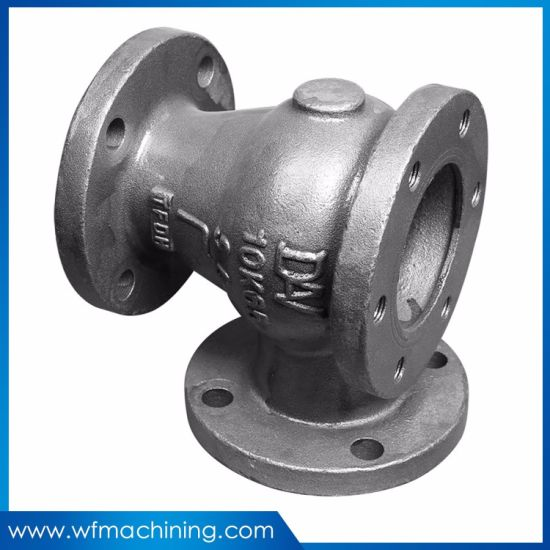 Green Sand Casting Foundry Wrought Iron Casting Parts
