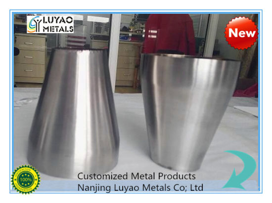 CNC Metal Spinning, in Which Sheets of Steel and Stainless Steel pictures & photos