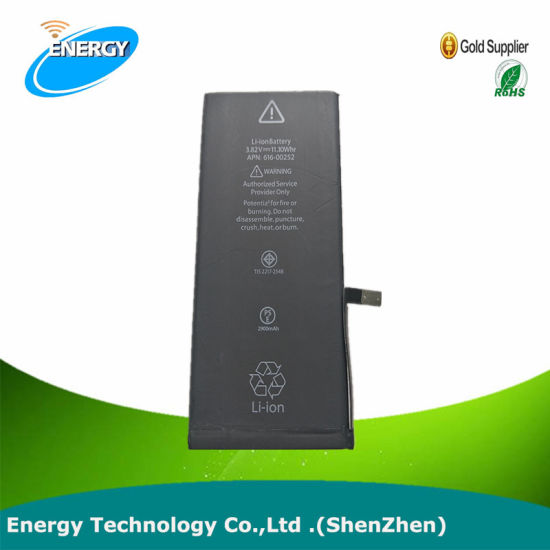 """High Quality Original Cell/Smart/Mobile Phone Battery for iPhone 7 Plus for Apple 5.5"""""""