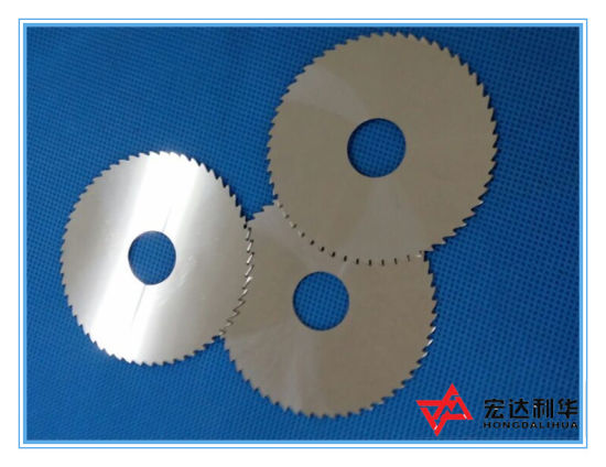 Circular Tungsten Carbide Saw Blade pictures & photos