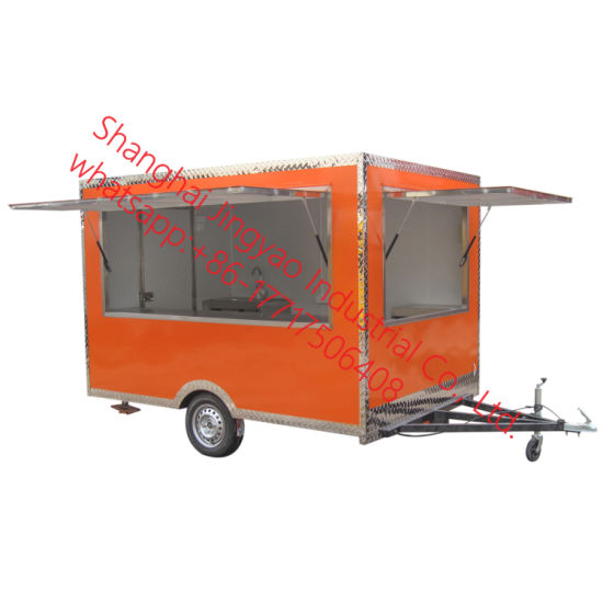 Mobile Fryer Food Cart Street Food Cart Street Food Vending Cart