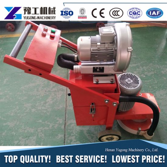 Electric Concrete Exposy Grindering and Polishing Machine pictures & photos