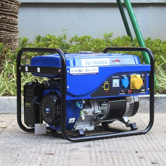 Magnificent Bison China Bs5500P 4Kw 4Kva 4000W Household Power Standby Durable Gasoline Electric Portable Generator Download Free Architecture Designs Scobabritishbridgeorg