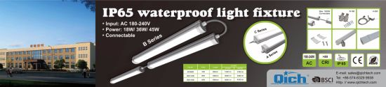 New Range IP65 Tri-Proof Light with Ce RoHS Approval pictures & photos