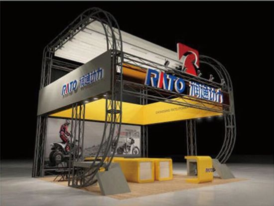 Truss System for Large Size Exhibition Stand Display pictures & photos