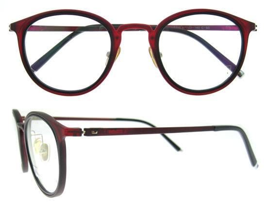 Newest Optical Frame Tr90 Round Eyewear pictures & photos