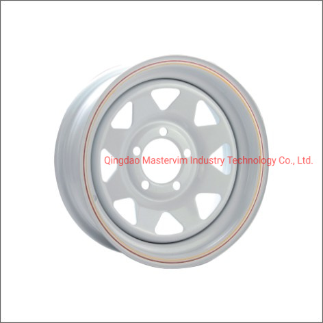 All Size 12 13 14 15 16 17 18inch Steel Wheels for Car Trailers