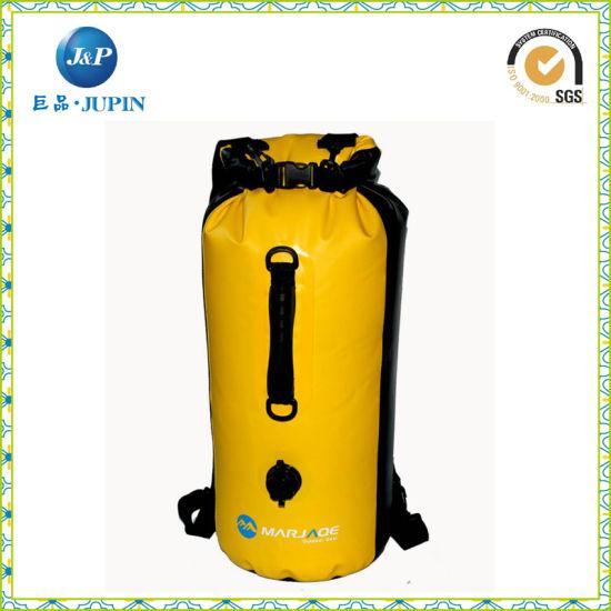 Outdoor Camping 10 Liters PVC Waterproof Backpack Dry Bags (JP-WB034)