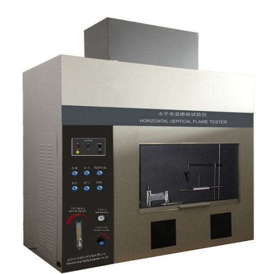 Lab Glow Wire Testing Machine with Manufacture