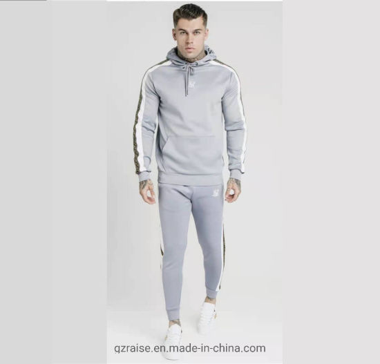 Custom Logo Men Sport Track Suit