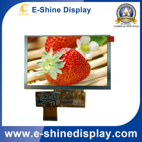 "5.7"" TFT DISPLAY/SCREEN with Capacitive Touch Panel"