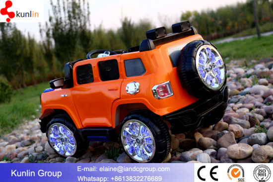 Battery Powered Kids Ride on Car pictures & photos