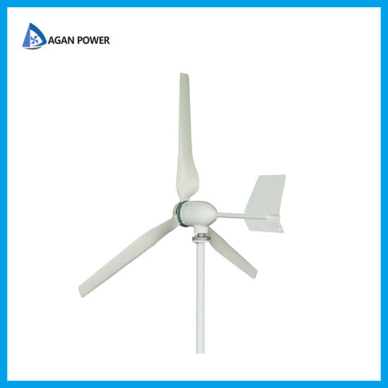 Low Rpm 24/48V 800W 3 Blades Wind Ventilator Turbine for Sale Electric Garden Windmills Express Price Mini Generator pictures & photos