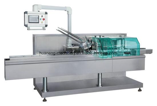 Soft Tube/Onitment Tube/Toothpaste Tube Automatic Cartoning Machine