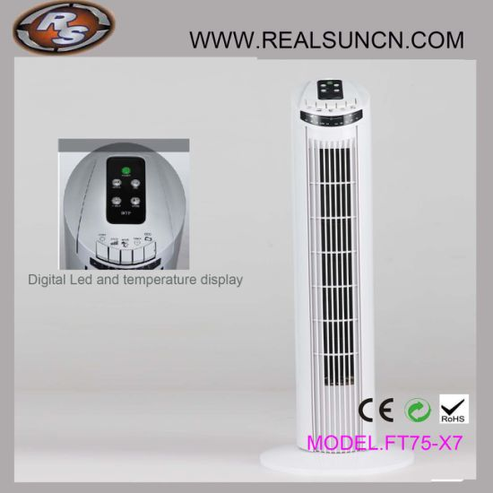 China Top Sell Ce Certificate 29 Inch Tower Fan with Remote