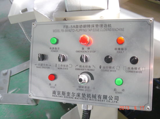 Mattress Tape Edge Machine for Mattress Tape Edge pictures & photos