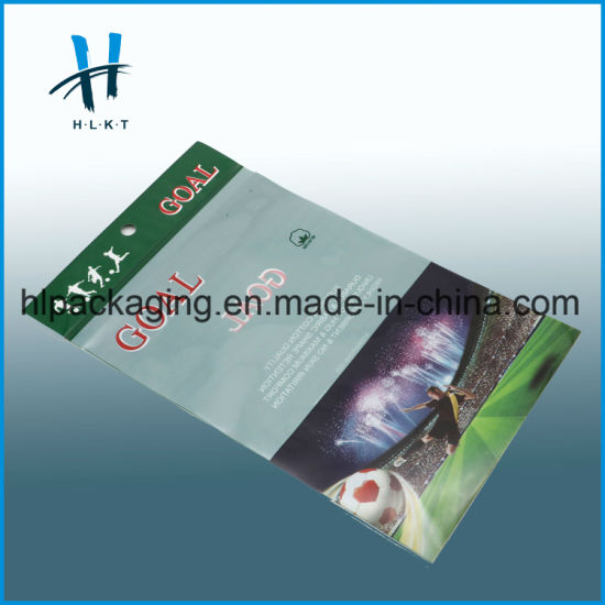 Food Packing Zipper Retort Plastic Bags pictures & photos