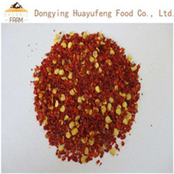 Natural Non-Pollution Dried Red Paprika Crushed