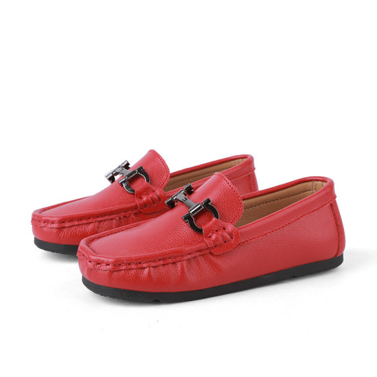 2019 Newest Hot Selling Cute Fashion Baby Boys Girls Kids Oxford Shoes Soft  Sole Loafer Dress Shoes Leather2018 Newest Hot Selling Cute Fashion Baby