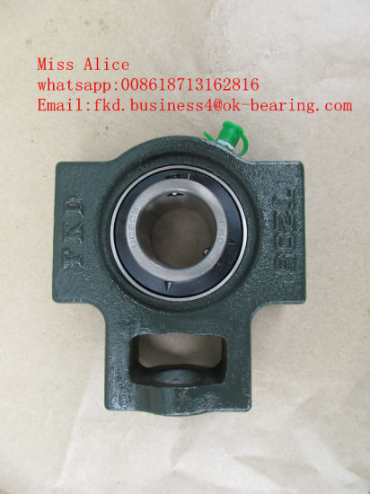 Chrome Steel Pillow Block Bearing (UC series) pictures & photos