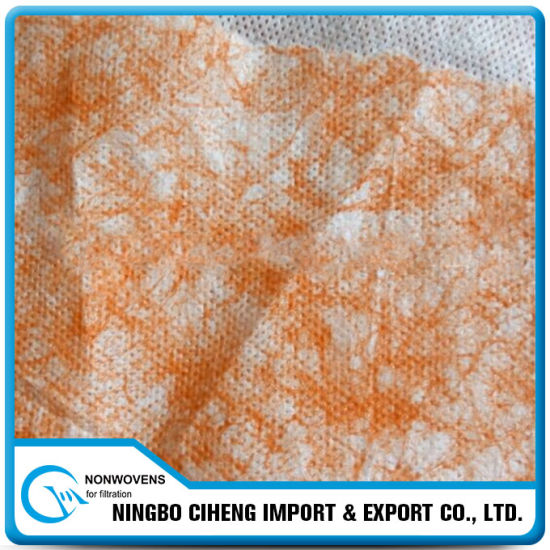 Industrial Machine Wipe Chemical Reagen Nonwoven Cleaning Cloth