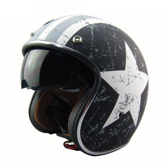5b2e1da8 China Half Face Helmet with Visor - China Whole Sale Mortocycle ...