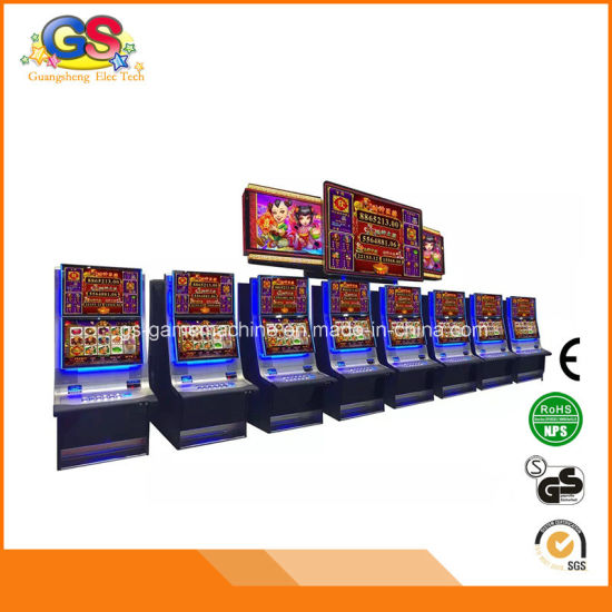 American Original Casino Video Game Aristocrat Cabinets Slot Machines for Sale Manufacturers pictures & photos