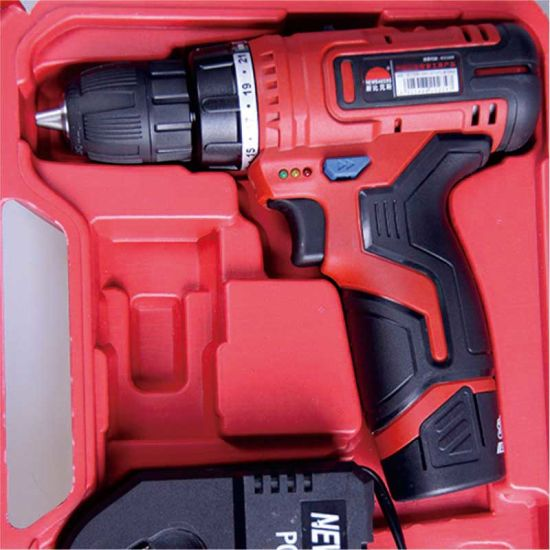 Cordless Drill Power Tools Electric Tool (GBK1-6712TS) pictures & photos