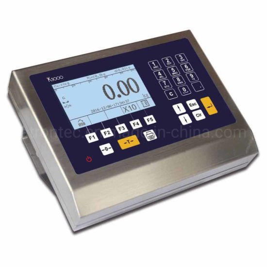 Weighbridge Indicator for Analog Scale or Digital Scale