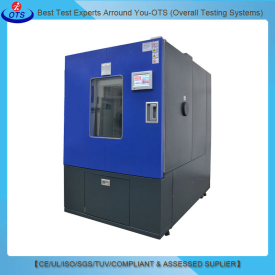 Enivornmental Laboratory Low Pressure Simulation High Altitude Testing Chamber