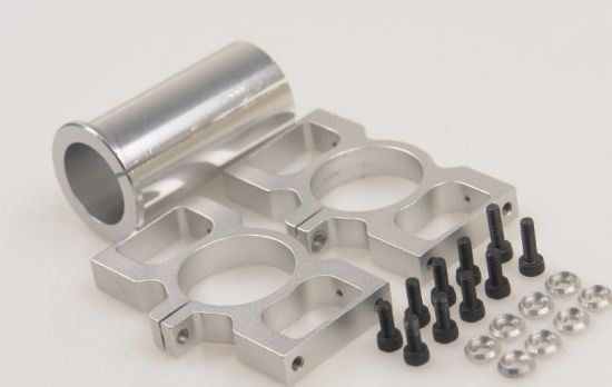 Top Quality CNC Machining Die Casting Series, Pure Aluminum Alloy Casted Machinery Accessories Parts, CNC Turning Aluminum Parts pictures & photos