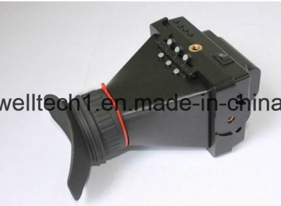 "HDMI in/out 3.5"" Electronic View Finder for Shooting Outdoor and Indoors (E-350) pictures & photos"