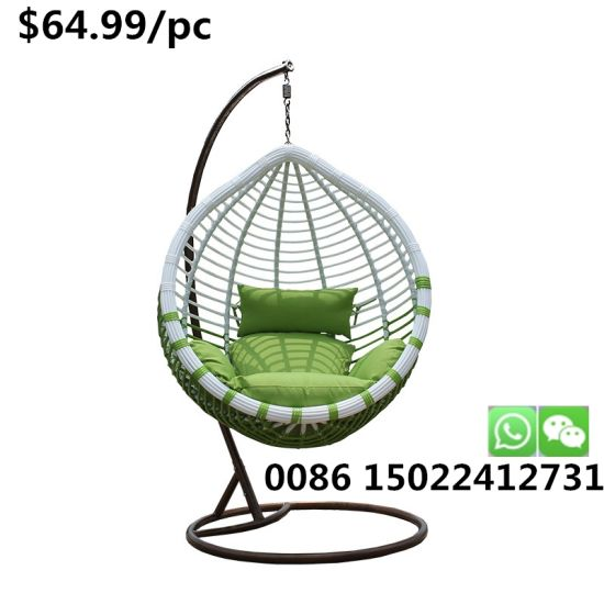 China Wicker Outdoor Indoor Swing Chair For Adults China Swing